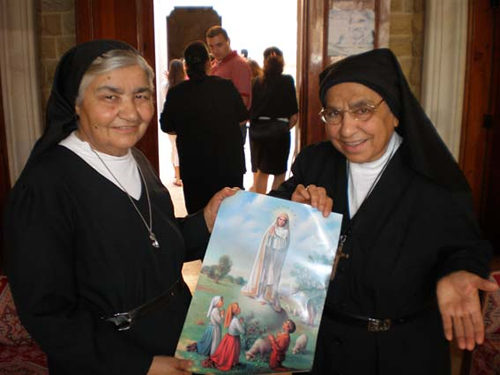Universal Living Rosary Association Missionary Center, Lebanon.