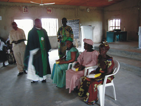 Universal Living Rosary Association Missionary Center, Nigeria.