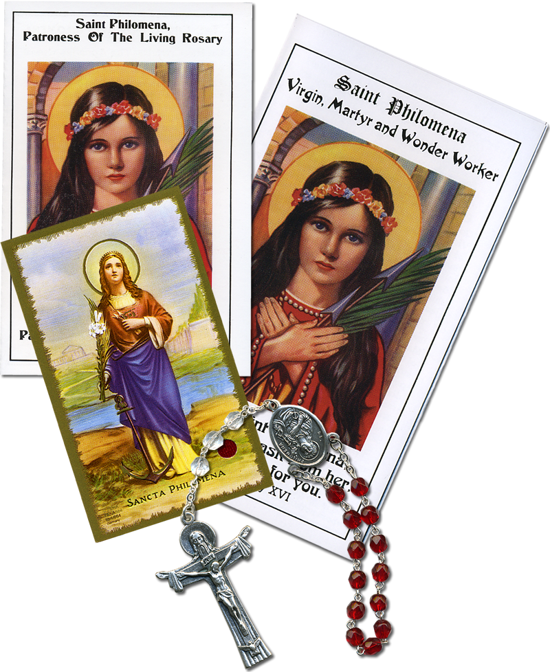 Saint Philomena Pack